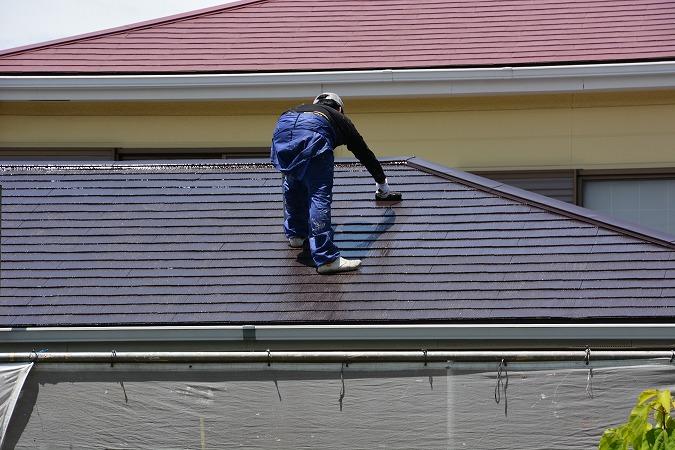 屋根の塗装工事に適したタイミング